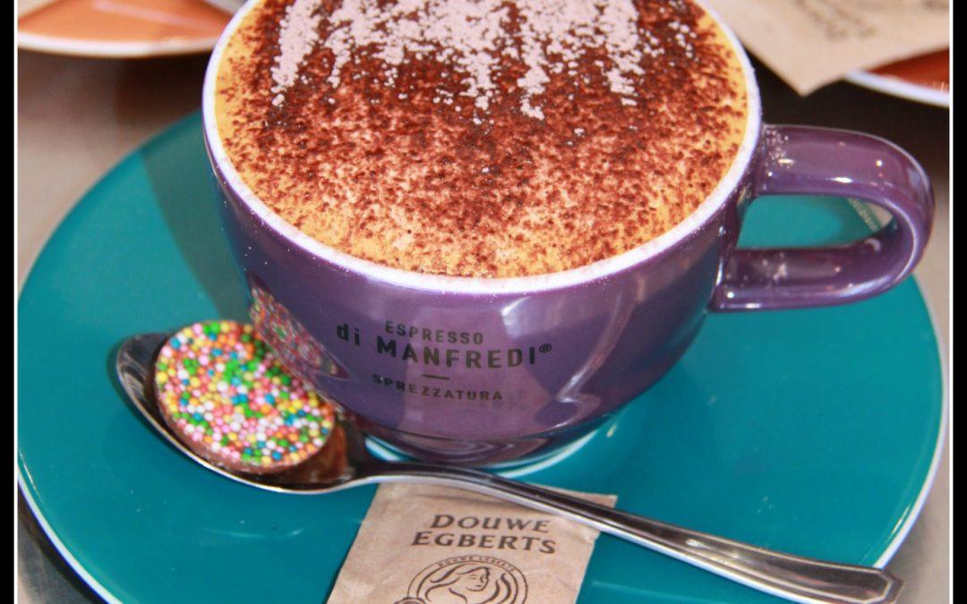 """Coffee, made with """"Herculian"""" love"""