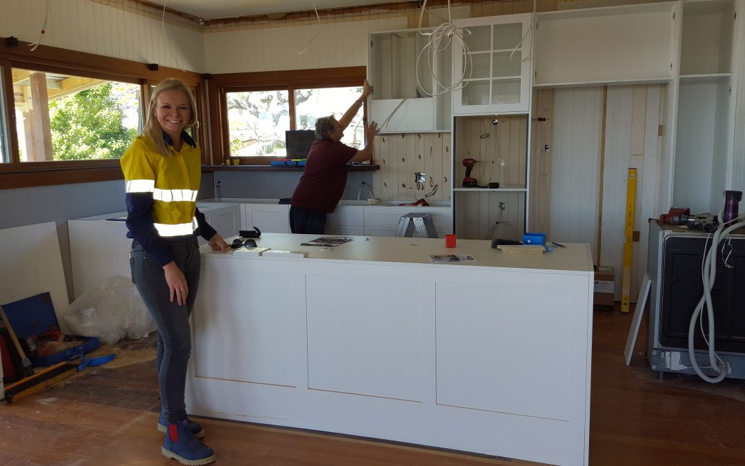 On site women in construction – The Collective